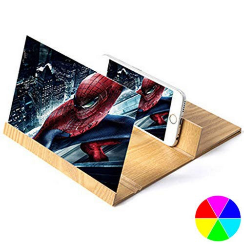 Last Day 50% OFF - 3D Phone Screen Amplifier