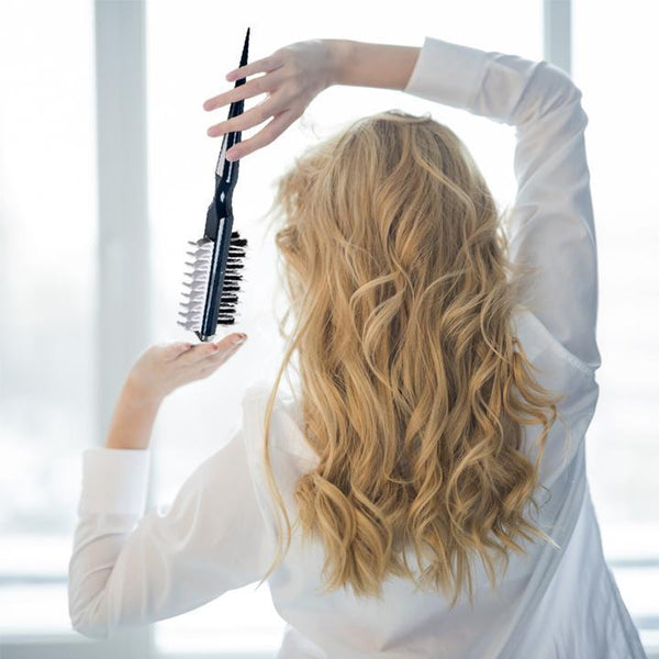INSTANT HAIR VOLUMIZER COMB ( send free gift)