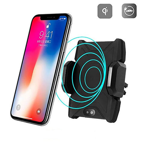 Automatic Infrared Sensor Car Wireless Charger - ON SALE NOW