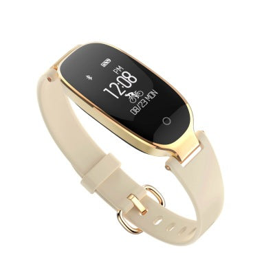 2019 Fashion Smart Watch Women IP67 Waterproof Heart Rate Monitor Fitness Tracker relogio Smartwatch For iOS Android