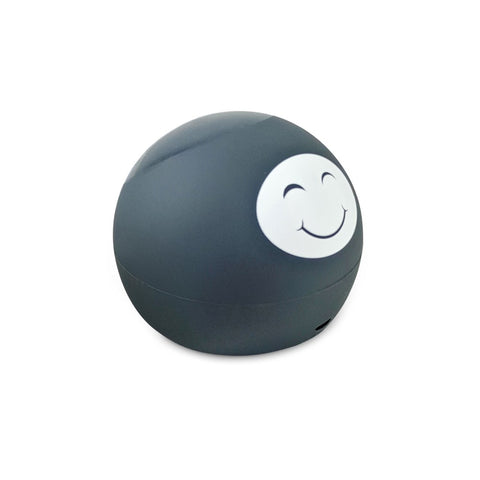 Spherical Decompression Emoticon Smartphone Wireless Charger - Phone Holder LED night light Multifunctional Wireless Phone Charge