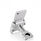 Motorcycle Phone Holder bracket  Universal Aluminum Alloy