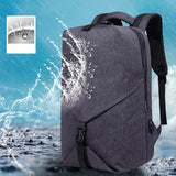 IPRee® 20L USB Nylon Backpack Teenager School Bag 15.6 Inch Laptop Bag Waterproof Shoulder Bag