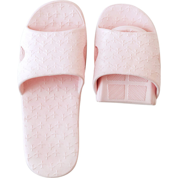 2019 new Ultra light soft non-slip slippers women's business travel hotel portable folding bathroom slippers bath slippers