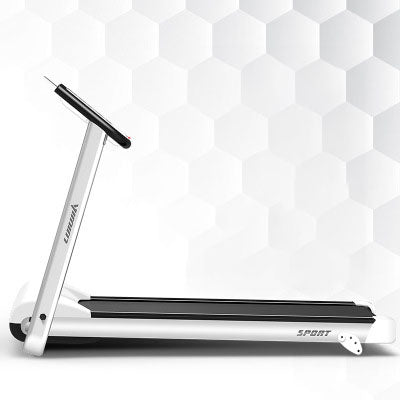 Treadmill home ultra-quiet folding indoor small smart flat treadmill fitness equipment