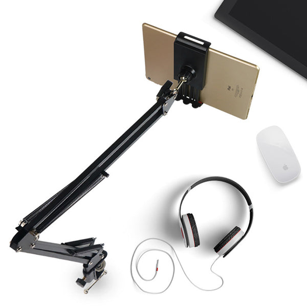 360 Relax Rotating Mount with Adjustable Arm for mobile devices or tablet