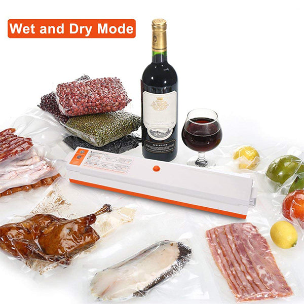 Food Vacuum Sealer Automatic Vacuum Sealing
