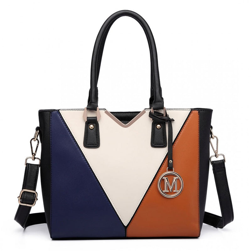 Miss Lulu - V-Shape Shoulder Bag AA0002