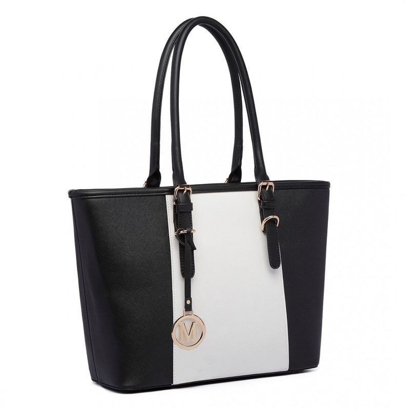 Miss Lulu - Ladies High Quality Large Size Bag AA0018