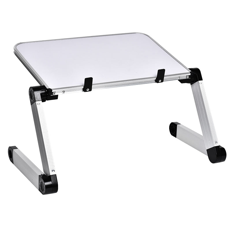 Aluminum Alloy Table Ultralight Portable Folding Laptop Tables Sofa Bed Office Laptop Stand Desk Computer Notebook Bed Table