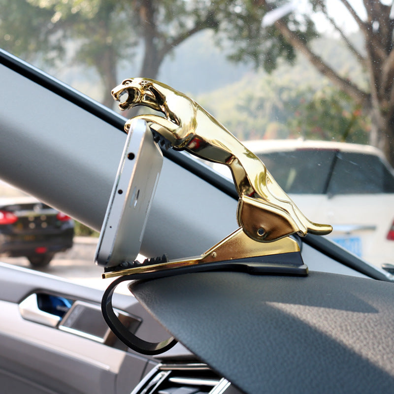 Anti-Slip Car Phone Holder Stand Dashboard Mount Cell Phone Holder