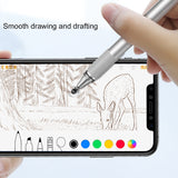 Drawing Stylus Pen for Apple iPhone iPad Pro Double Using Capacitive Touch Pen for Smartphone Tablet Samsung Hand Stylus