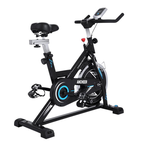 Ultra-quiet Indoor Sports Fitness Equipment Home Exercise Bike 250kg Load Spinning Bicycle