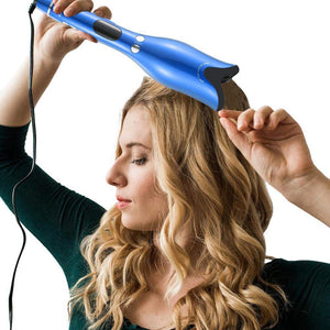 Hot Air Spin Curler Hair Salon N Curl 1 Inch Rotating Curler Air Spin and Curler