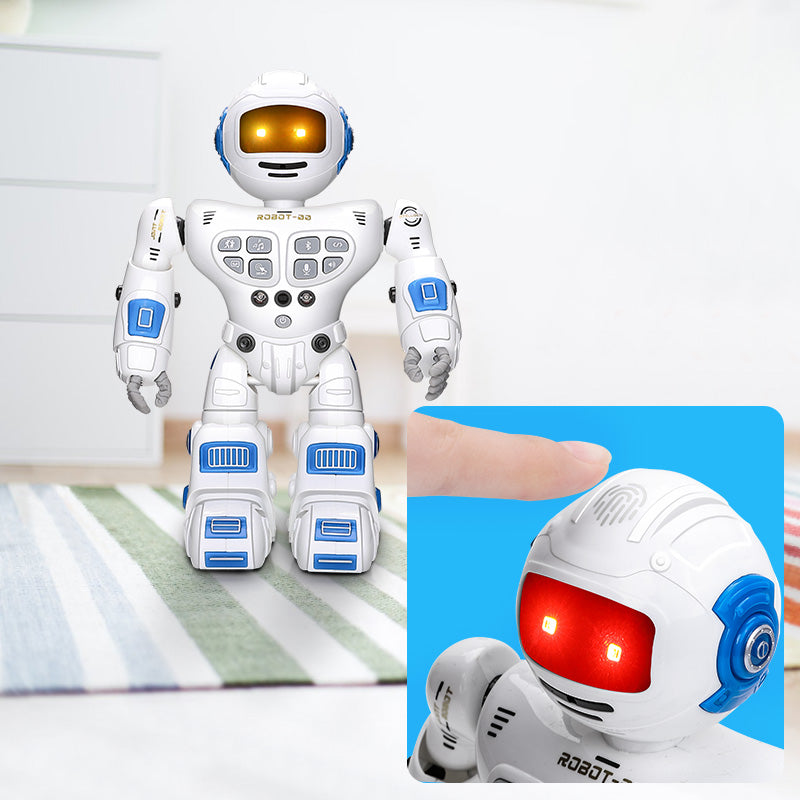 RC Robots Remote Control Toys intelligent program robotics dancing singing gesture sensing recording best robot toys