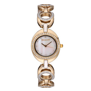 Women Fashion Diamond Dial Waterproof Watch