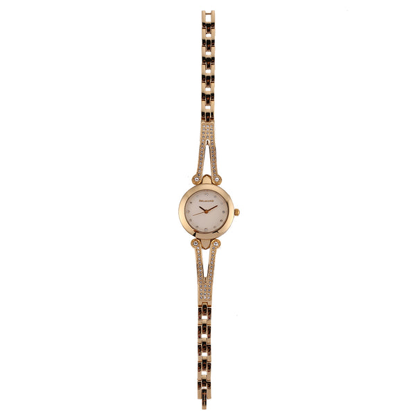 BELMOND women's watch with hollow bracelet waterproof design