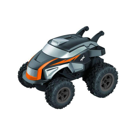 Wireless RC Car Tumbling Stunt Dumper Watch Remote Control Toy