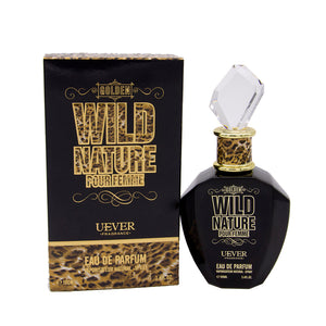 【WILD NATURE Golden】EDP Vaporisateur Natural Spray For Women