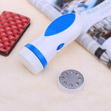 (Buy 1 Get 1 FREE)Skin Peeling Device Foot Care Pedi Spin Electric Removes Calluses Massager Pedicure Kit Foot File Hard Skin Callus Remover