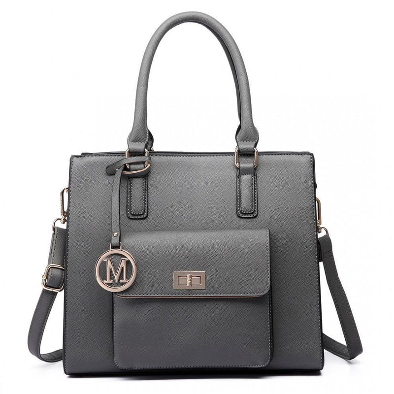 Miss Lulu Shoulder Handbags Ladies  Tote Bags AA0011