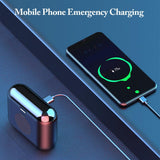 2000mAh Power Bank 3 in 1 G6 tws Bluetooth Wireless Headsets  5.0