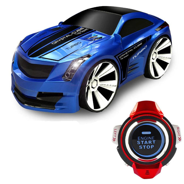 (2019 Hot Selling Car Toy) Voice Activated Control Race Car by Smart Watch