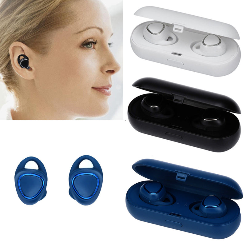 Bluetooth  Mini In-Ear Wireless Fitness  Stereo Headset
