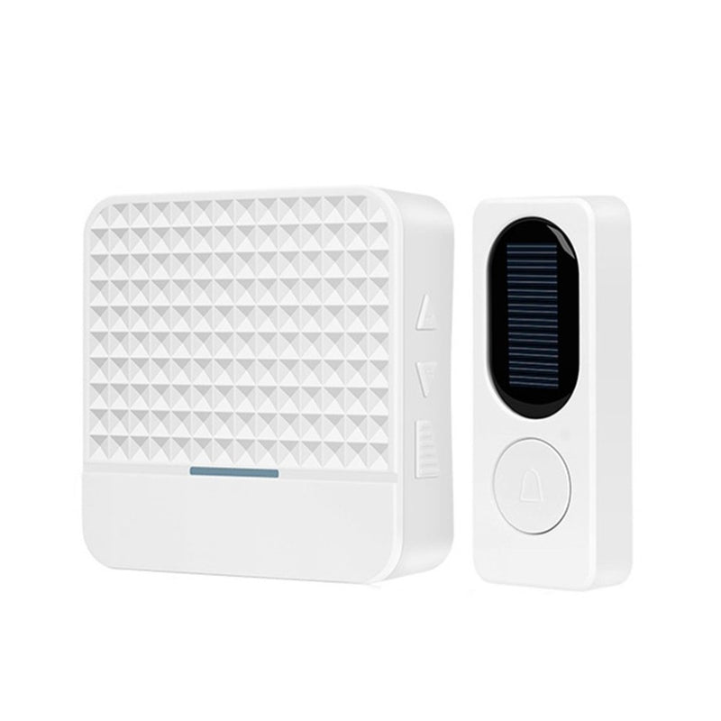 Wireless Smart Door Bell 300M Waterproof Solar Power Doorbell