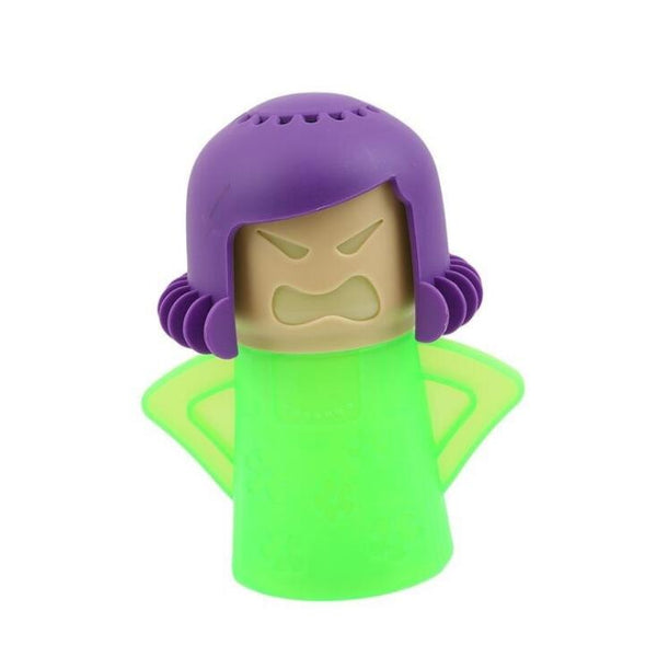 (Buy 1 Get 2 FREE) Angry Mama Microwave Cleaner