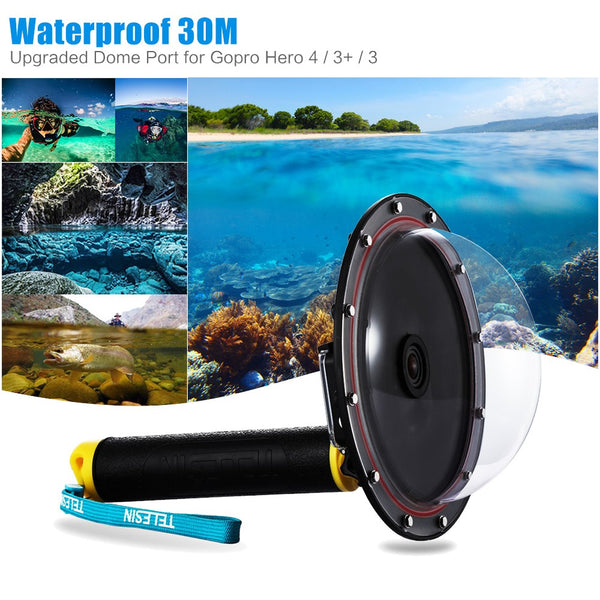 Diving Shooting Camera Waterproof Cover