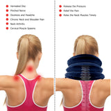 【Buy one get one free】Inflatable Neck Cervical Vertebra Traction Soft Brace Support Device for Headache Head Back Shoulder Neck Pain Health Care