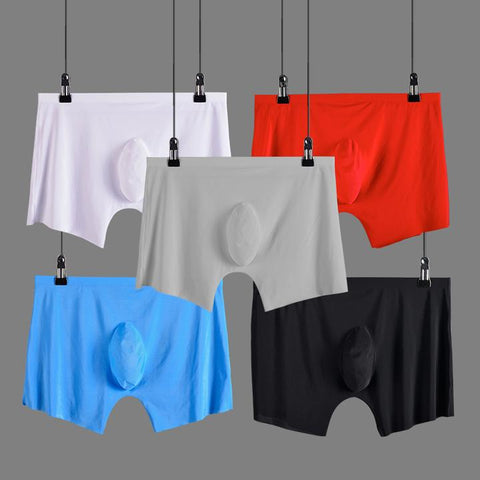 (70%OFF,TODAY ONLY 🔥) Men's Ice Silk Panties Thin and brisk