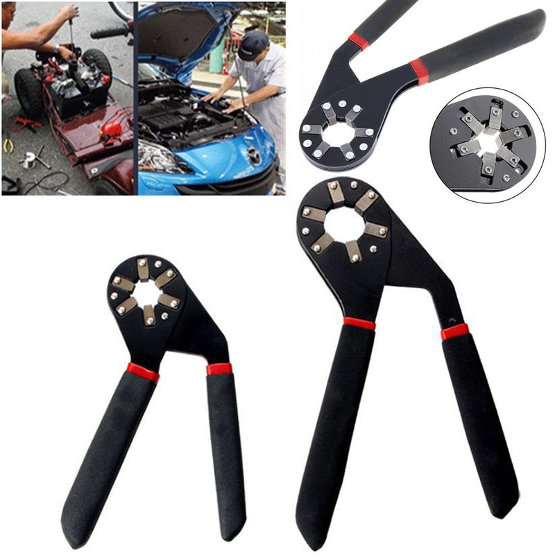 "6""8"" Inch Magic Multifunction Adjustable Bionic Pliers Spanner Universal Wrench Capable Holding Hexagon Repair Hand Tool"