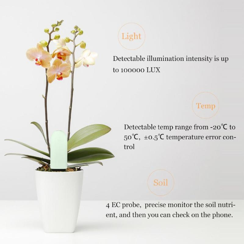 Flowers And Plants Grass Detector Plant Detector Soil Photometric Analyzer