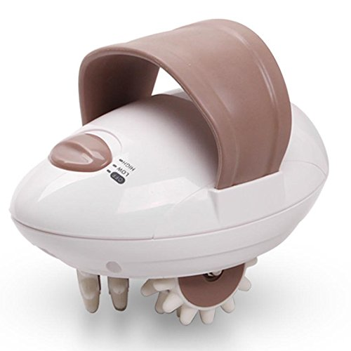 3D Electric Full Body Slimming Massaging Smarter Device Weight Loss Fat Burning Relieve Tension Massager Roller Cellulite