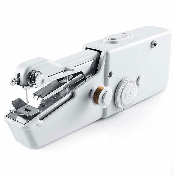 【45% OFF】 Mini Handheld Electric Sewing Machine