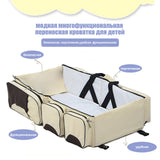 Multi-function Portable Travel Bed Bed For Newborns Safety Outside Baby Travel Crib Crib Crib For Newborns