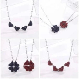 2-in-1 Necklace & Rose Box