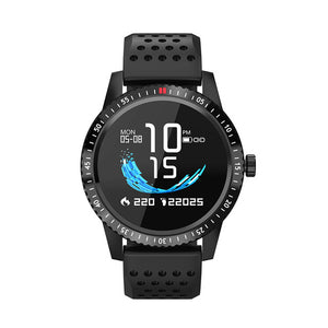 T1 Smartwatch IP67 Waterproof Wearable Device Heart Rate Monitor Color Display Smart Watch For Android IOS 30 Days Standby