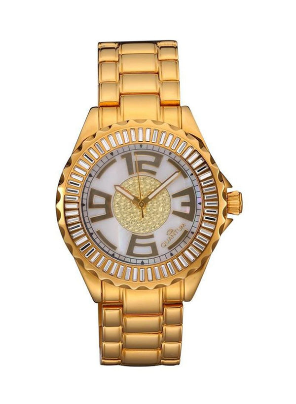 Quantum - Women's Casual Stainless Steel Analog Watch BB0001