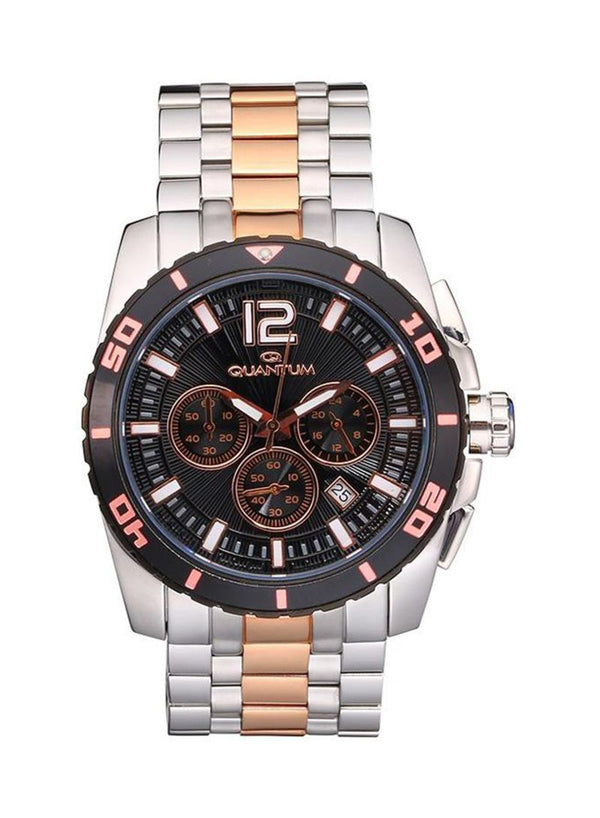 Quantum - Men's Water Resistant Chronograph Watch BB0010