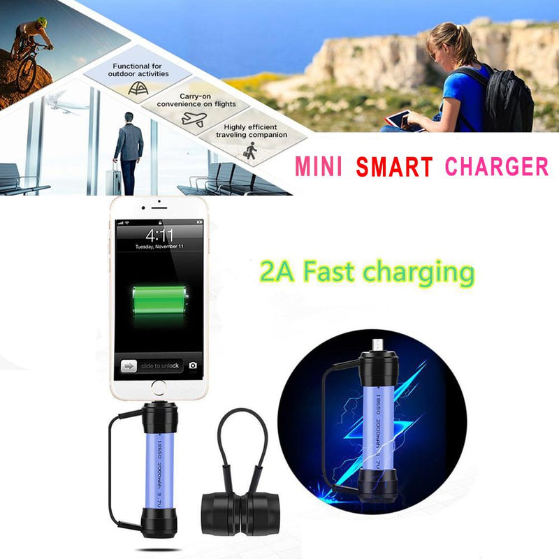 Mini Smart Charger -Portable Emergency Charger