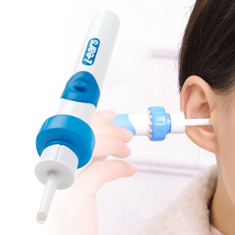 New Electric Pocket Ear Spoon Removal Suck Cleaner Earwax Ear Easy Safe Tools( buy one get one)