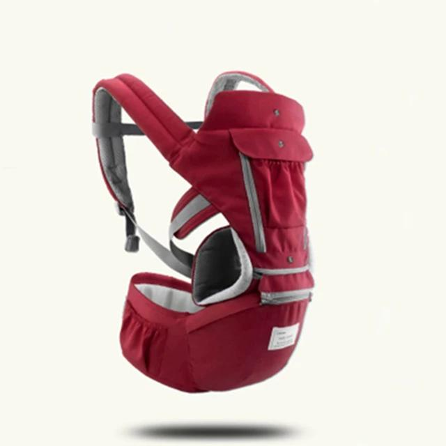Ergonomic Baby Carrier Infant Baby Hipseat Sling Front Facing Kangaroo Baby 0-36 Months