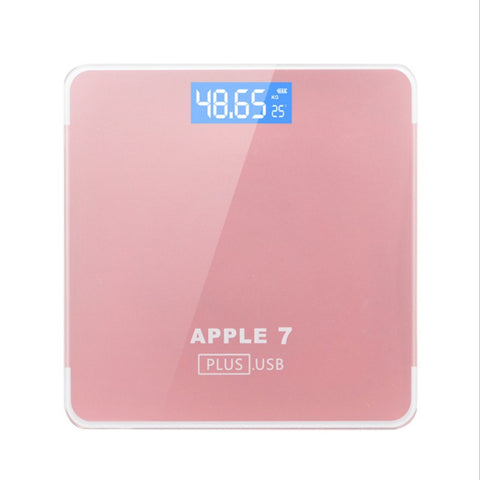 Electronic Weighing Scales LED Digital Display Weight Weighing Floor Electronic Smart Balance Body Household Bathrooms 180KG