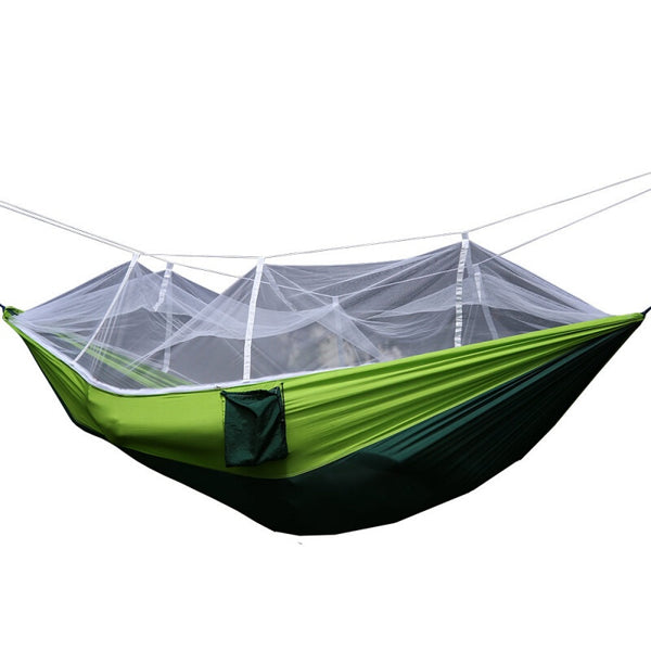 Anti-Mosquito Outdoors Camping Hammock