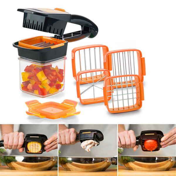 Multifunctional New Fast Vegetable Cutter
