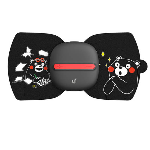 Portable Electrical Stimulator Massager Stickers Full Body Magic Massage Therapy Relax Muscle For Office Worker
