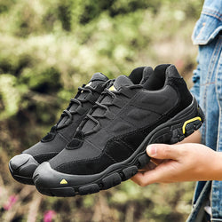 Outdoor Men Hiking Shoes Waterproof Breathable Tactical Comb